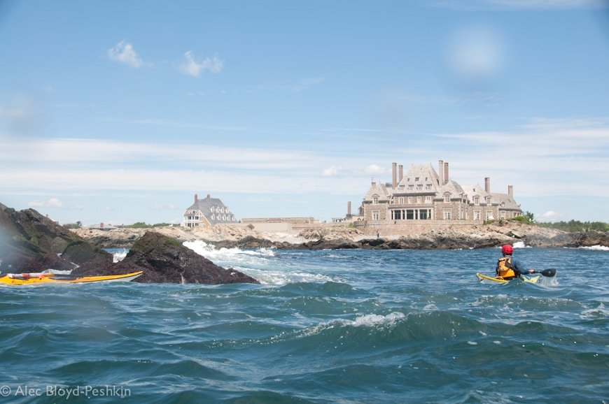 Rhode Island Ocean Skills Week Mansion