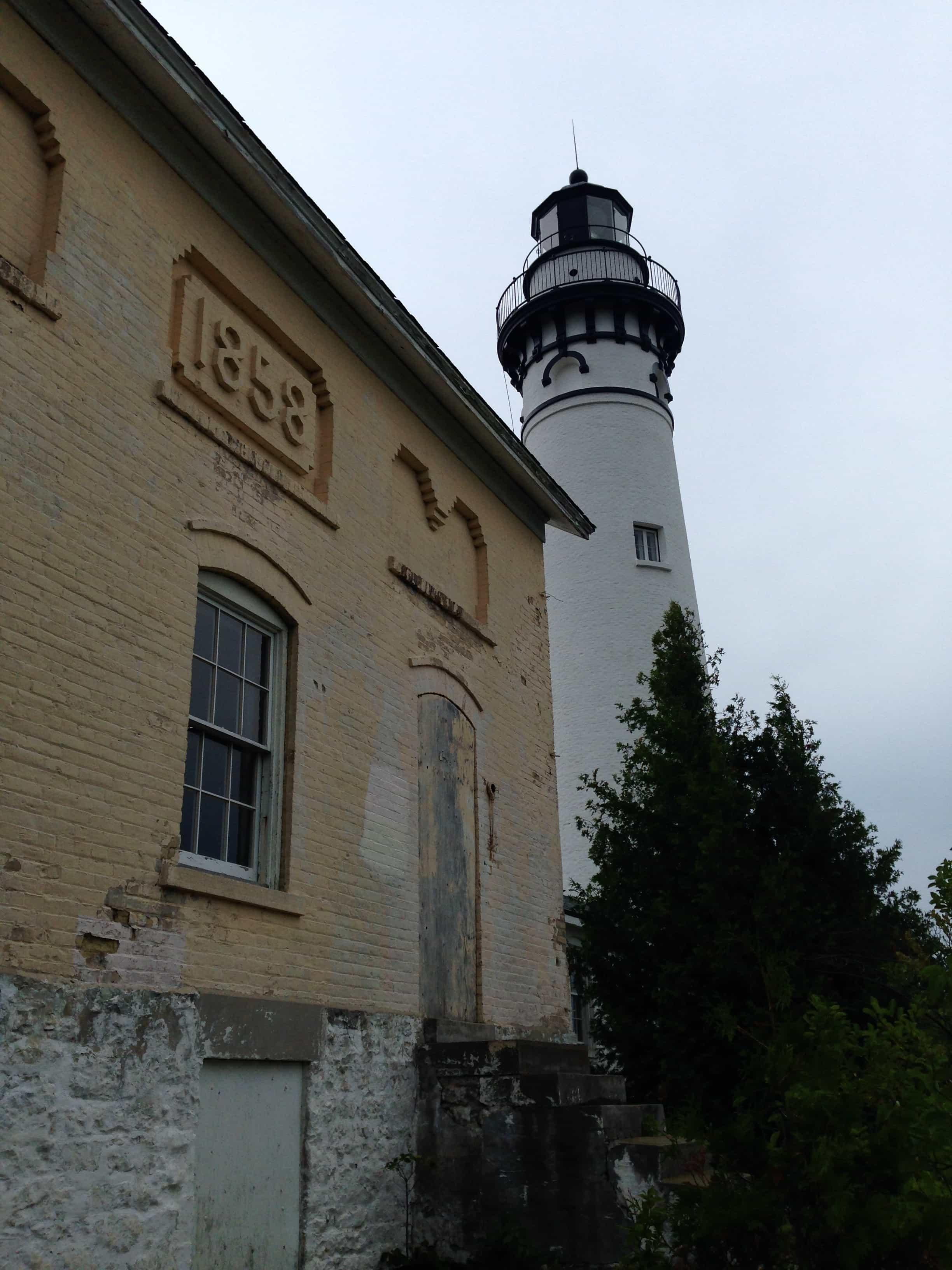 lighthouse 1858