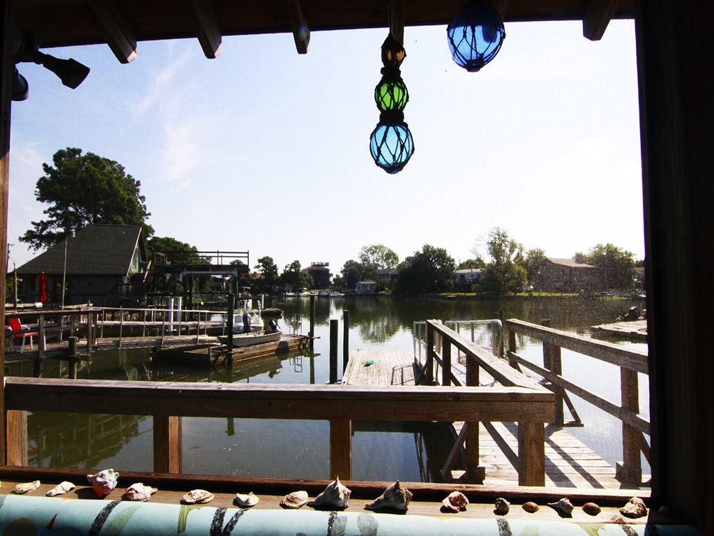 tybee dock