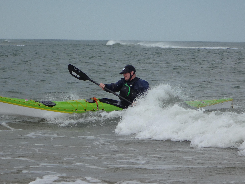 sea kayak trips to florida surf