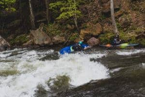 southern rivers whitewater Tuckaseegee River