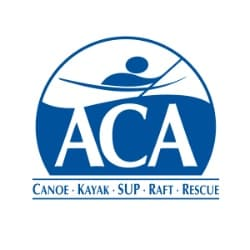 american canoe association logo ACA courses